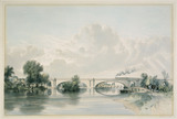 Maidenhead Bridge, Berkshire, 1846.