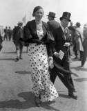 Fashions at the Royal Ascot Races, 14 June