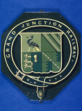 Grand Junction Railway crest, 1845-1846.