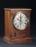 Mantelpiece clock, 1874.