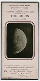 'Enlarged Photographic Copy of a Photograph of the Moon', 1857.