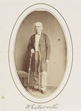 'Whitworth', c 1870.