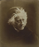 John Frederick William Herschel, c 1867.