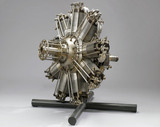 Bentley Rotary BR1 engine, c 1917.