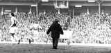 Small boy invades the pitch, 14 February 1981.