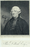 Peter Dollond, British optician, c 1800.