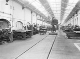 """Earlestown Carriage and Wagon Works, Merseyside, 22 November 1927. """