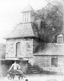 """Dove Cote, Singleton, West Sussex, c 1841-1851. """