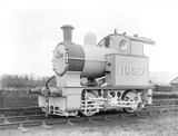 """Locomotive number 10617, 1925."""