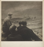 'The Wreck [of the Arden Craig, St Agnes, Scilly]', 1911.