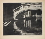 """'The White Bridge, Venice', 1905."""