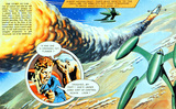 The Dan Dare Comic Strip Experience – Panel Three