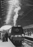 Southern Railway (SR) no. 35019 at Paddington, 20th April 1948. (CCB Herbert, R_29/A1).