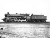 London Midland Scotland (LMS) locomotive no. 5573 Jubilee class 4-6-0.