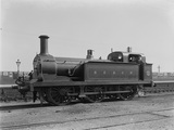 South Eastern and Chatham Railway (SECR) 0-6-0 goods locomotive no.70 class R.