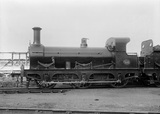 South Eastern Railway  (SER) 0-6-0 locomotive no. 256, built at Ashford 1896 (G.F. Burtt, FB_1305).