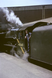London Midland Scotland (LMS) locomotive no. 45565 'Victoria', 30th May 1966. (T.Linfoot slide, 8/155A).
