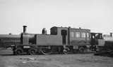 London and South Western Railway (L&SWR) 4-2-4T Mr Drummond's inspection coach no. 733.