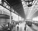 Manchester Exchange station, c 1910