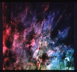 Window-Curtain Structure of the Orion Nebula Revealed by NASA's Hubble Space Telescope