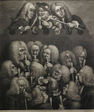 The Company of Undertakers', London, England, 1736.
