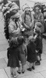Native Americans in Manchester