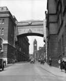 Birmingham - Post Office archway - 1935