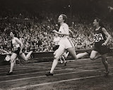 Semi Finals of the Women's 200 metres at the Olympics, London, 1948