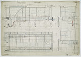 General arrangement drawing of Central Railway Co (Uruguay) tender unit for unknown locomotive.38437_6616