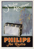 'Philips for Radio', 20 September 1928.