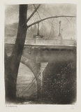 The Seine, date unknown