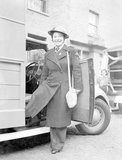 Russian woman friend of Tolstoi is London ambulance driver - 8th October 1941
