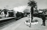 Lostwithiel station, June 1959