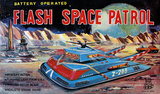 Flash Space Patrol 1950