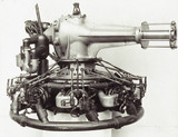 110-130 hp Canton Unne aero engine, 1912.