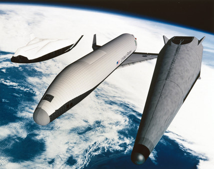 Proposed reusable launch vehicles, 1994.
