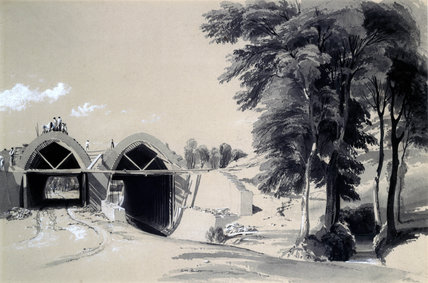 Occupation bridge & Culvert, Bugbrooke, Northamptonshire, 9 July 1837.