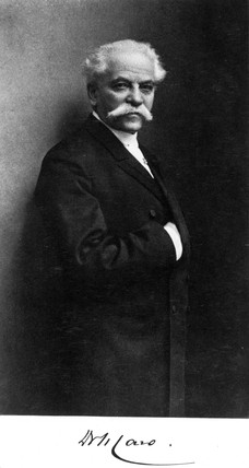 Heinrich Caro, German chemist, late 19th-early 20th century.