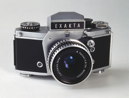 Exakta VX1000 35mm single lens reflex camera, c 1967.