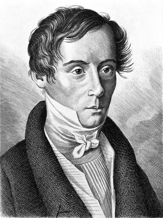 Augustin Jean Fresnel, French physicist, 1825.