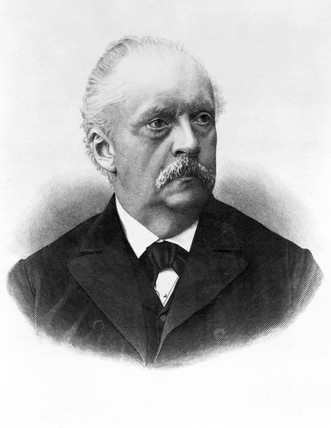 Hermann Von Helmholtz, German physicist, c 1880s.