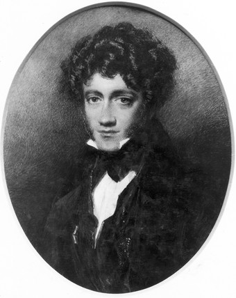 Sir John Herschel, English astronomer, early 19th century.