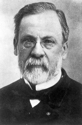 Louis Pasteur, French chemist and inventor of pasteurisation, 1880.