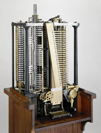 Henry Babbage's Analytical Engine Mill, 1910.
