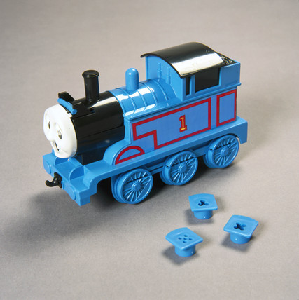 Thomas the Tank Engine extrusion toy, 1996.