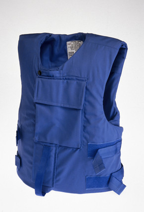 Bullet- and stab-proof vest, c 1996.