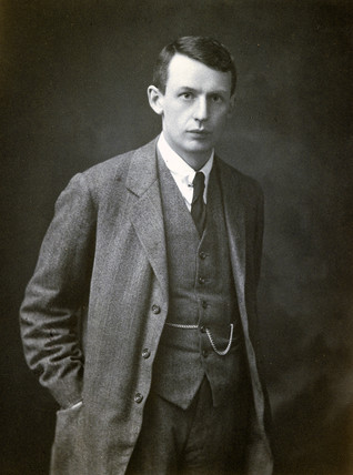 Sir George Paget Thomson, English physicist, c 1925.
