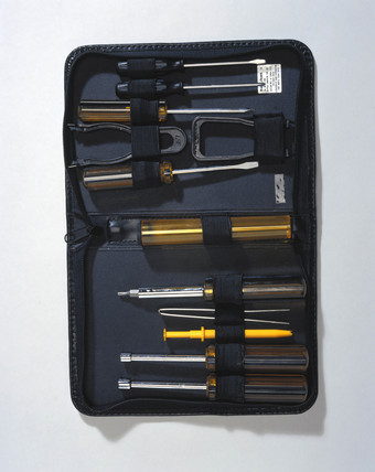 Screwdrivers and other tools, 1996.