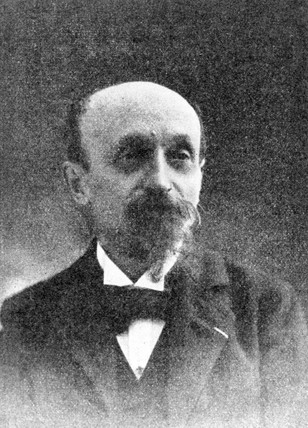Louis Ducos du Havron, French physicist and inventor, c 1900.