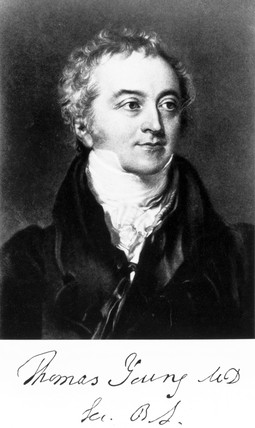 Thomas Young, physicist, physician and Egyptologist, c 1810.